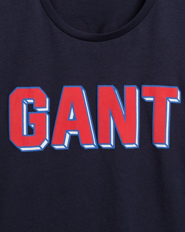 Teen Boys 3D GANT Varsity T-Shirt