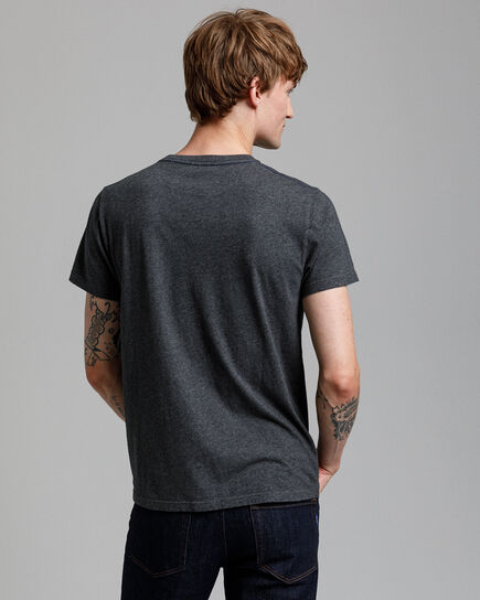 Arch Outline Langarm-T-Shirt