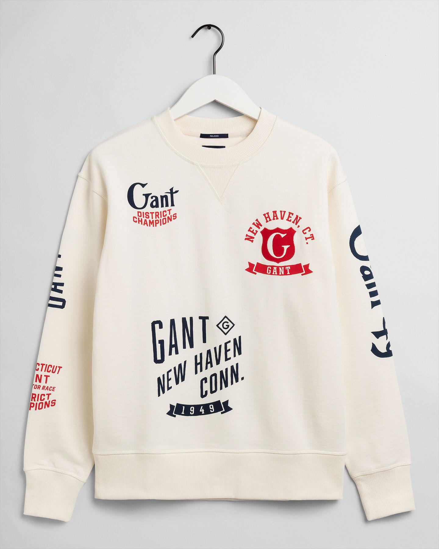 Multi Print Sweatshirt