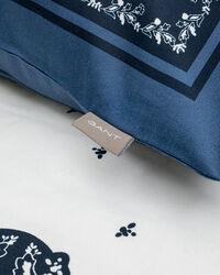Bandana Kopfkissenbezug mit Paisley-Print