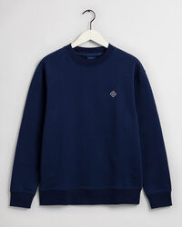 Diamond G Rundhals-Sweatshirt