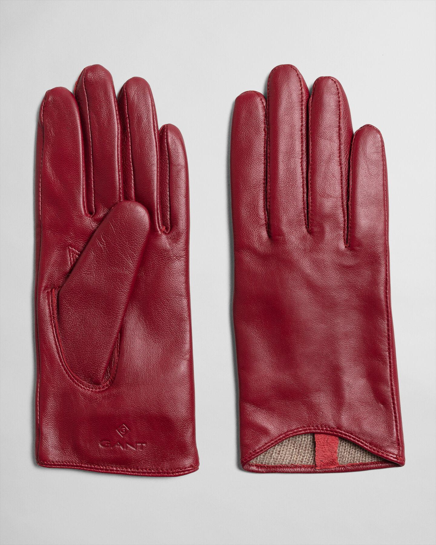 Handschuhe aus Leder