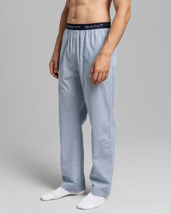 Pyjamahose im Mini-Vichy-Karo