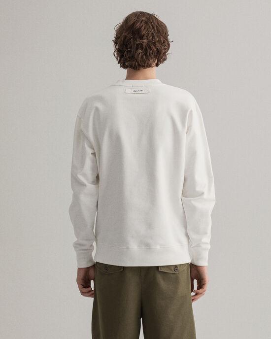 Locker Loop Rundhals-Sweatshirt