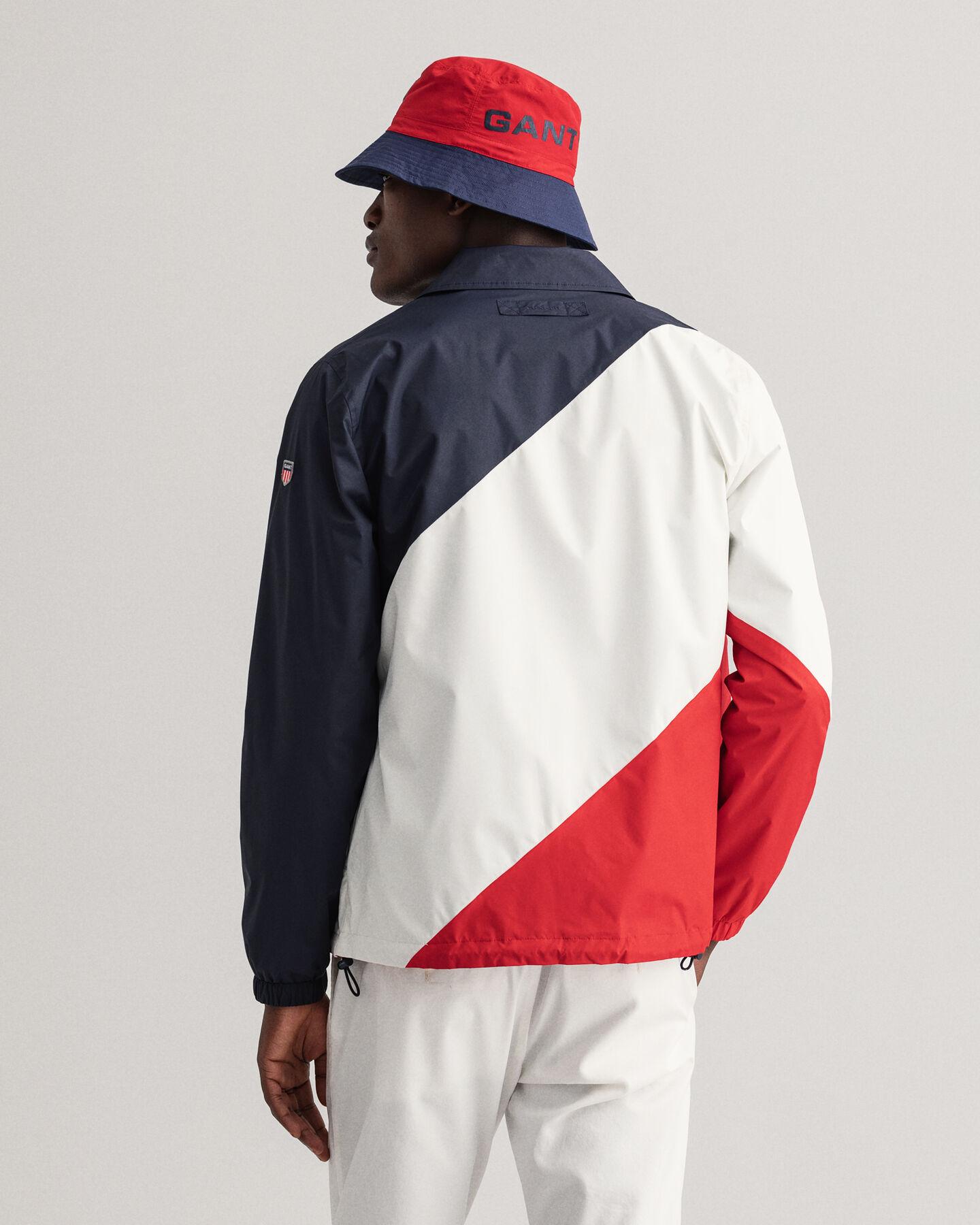 Windcheater Jacke aus Nylon