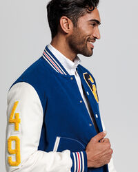 Spring GANT Varsity Jacket