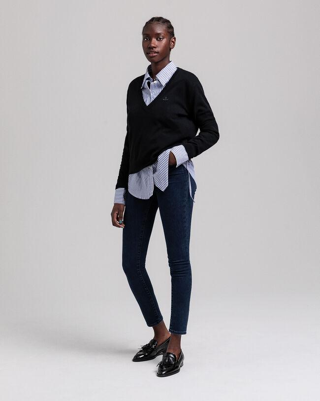 Super Stretch Skinny Jeans