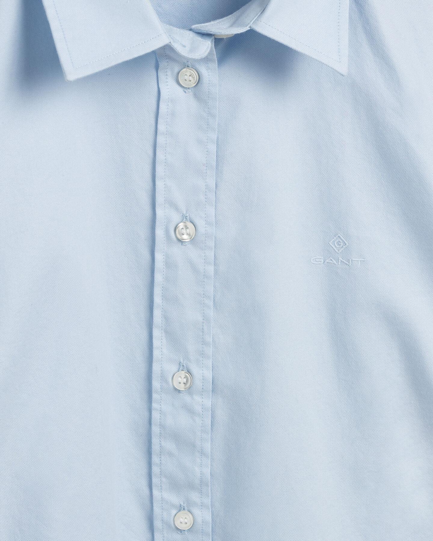 Slim Fit Oxford-Bluse