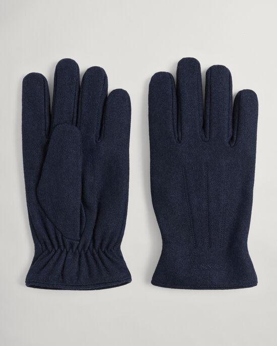 Melton Handschuhe