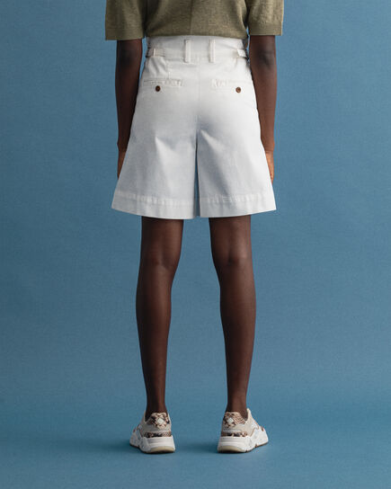 Nautical Canvas Shorts