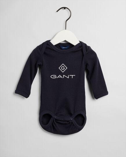 Baby Organic Cotton Logo Body