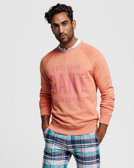 Summer Rundhals-Sweatshirt mit Grafik