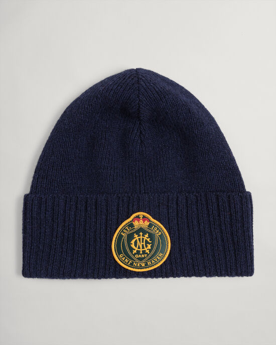 Royal Crest Woll-Beanie