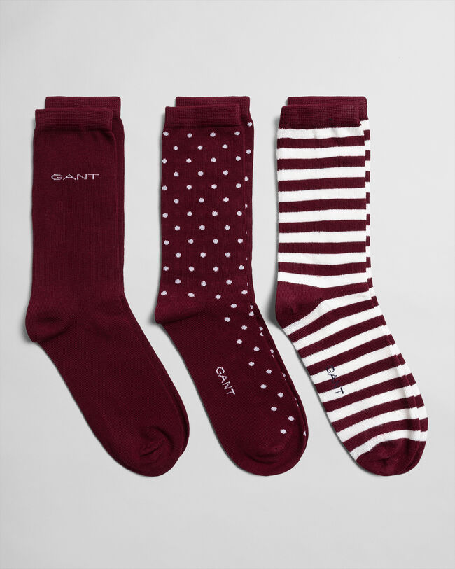 3er-Pack Mix-Socken