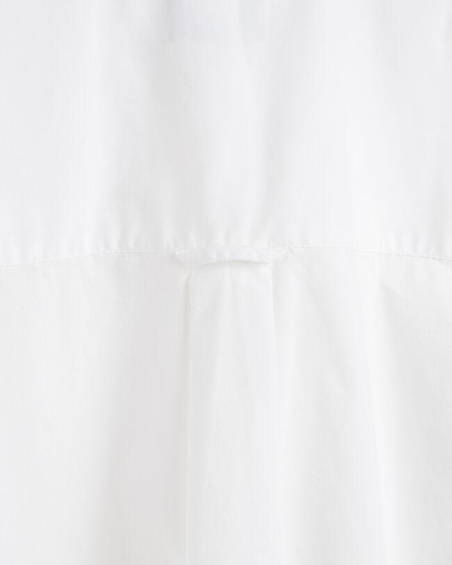 Tech Prep™ Oversize Broadcloth Bluse