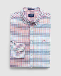 Kariertes Regular Oxford Hemd