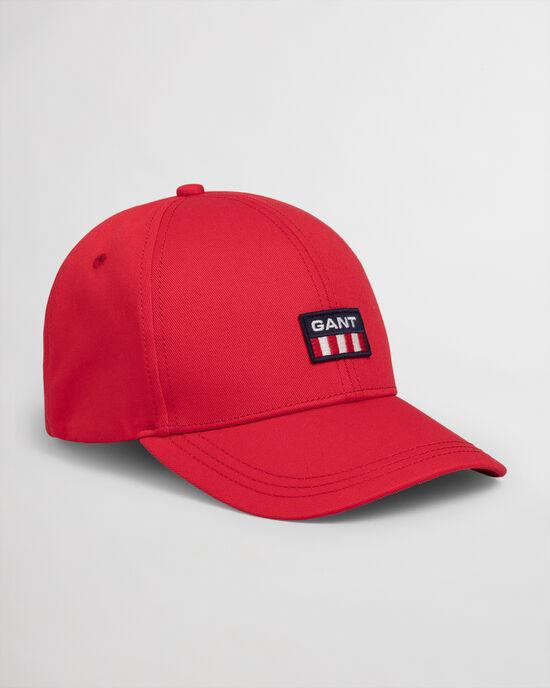 Retro Shield Twill Cap