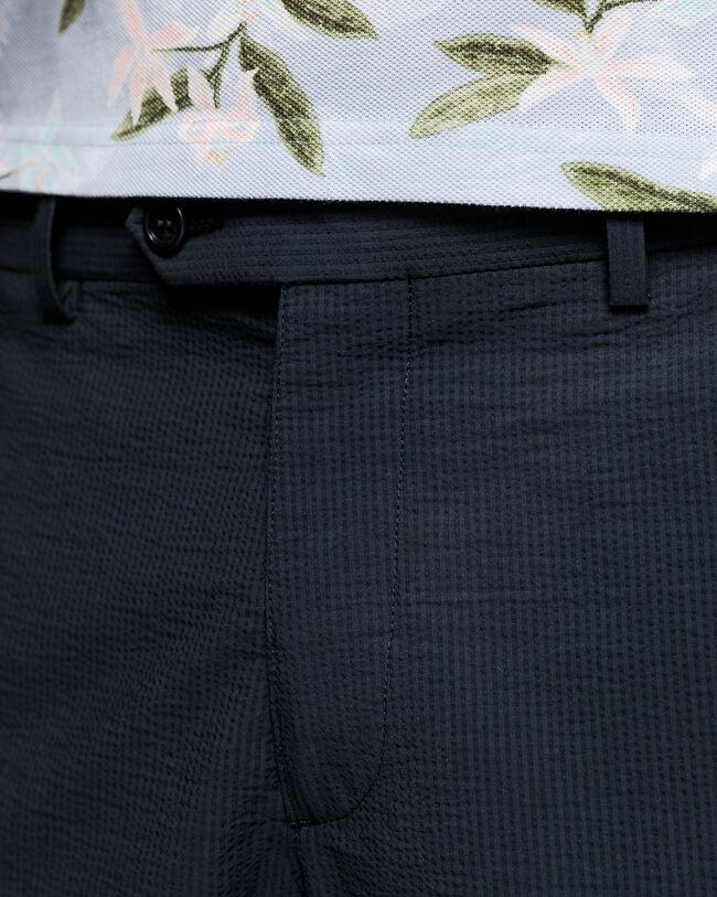 Seersucker City Shorts