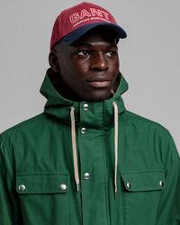 Gewachste Jacke im 4-Pocket-Stil