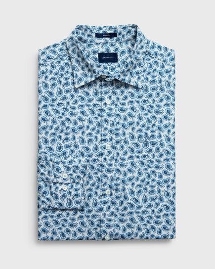 Regular Paisley Hemd