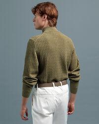Texture Baumwoll-Strickjacke