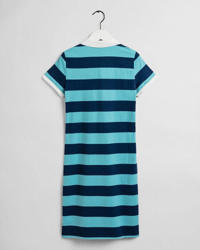 Summer Rugger Kleid mit Streifen