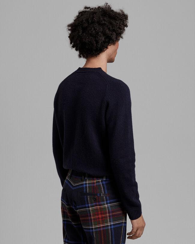 Shetland Rundhalspullover