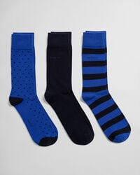 3er-Pack Mix-Socken