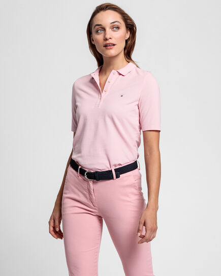 Original Long-Short Sleeve Piqué Poloshirt