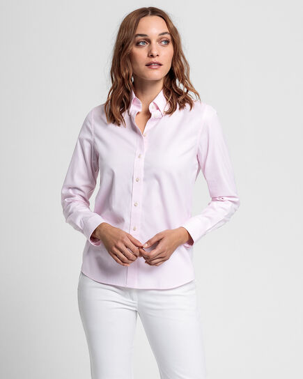 Pinpoint Oxford-Bluse