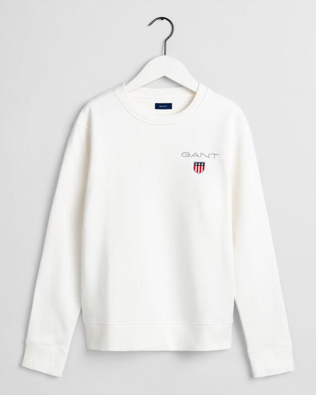 Teens Medium Shield Rundhals-Sweatshirt