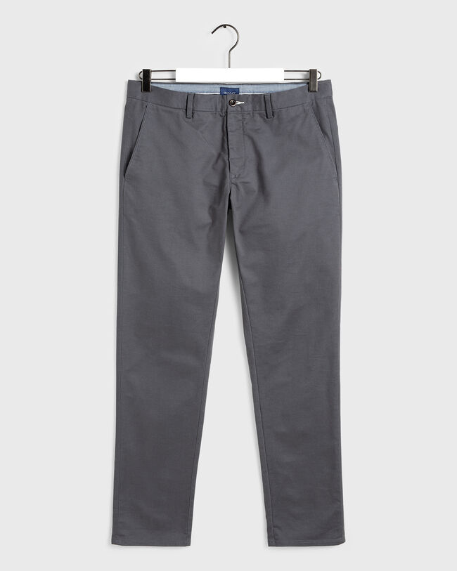 Tech Prep™ Hallden Slim Fit  Chinohose