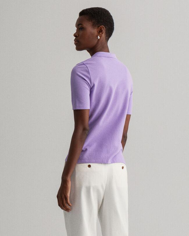 Original Piqué Poloshirt mit halblangem Arm