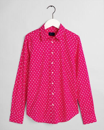 Desert Jewel Stretch Broadcloth Bluse