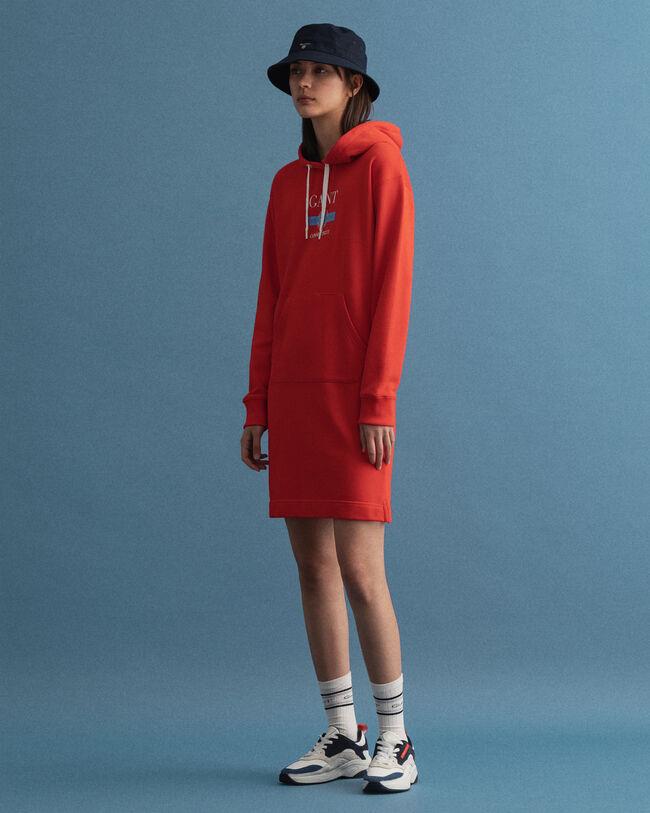Nautical Hoodie-Kleid