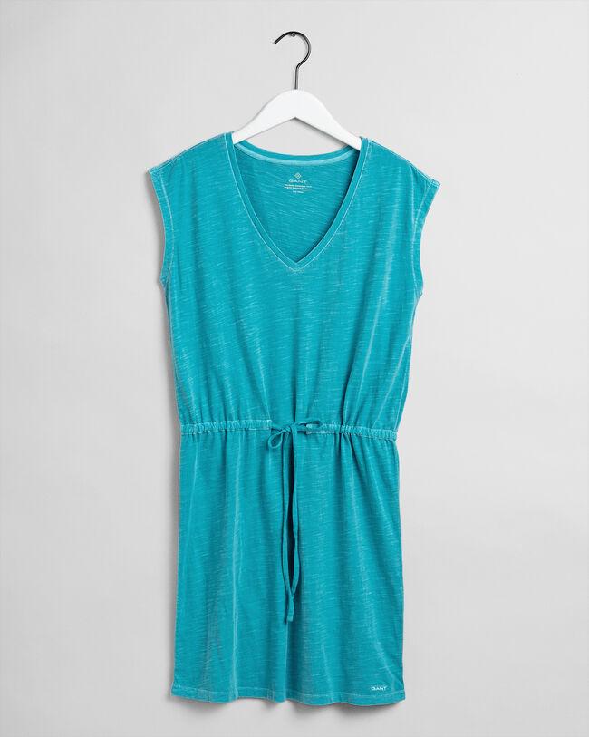 Sunfaded Jersey Kleid