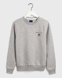 Medium Shield Rundhals-Sweatshirt
