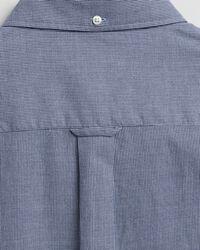 Regular Fit Texture Hemd