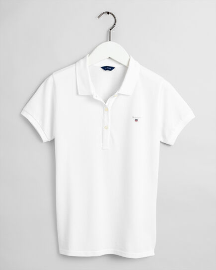 Teen Girls Original Piqué Poloshirt