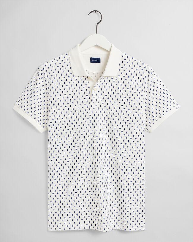 Desert Diamond Piqué Poloshirt