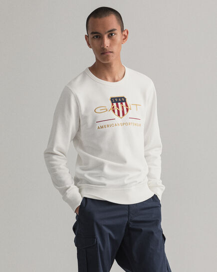 Archive Shield Rundhals-Sweatshirt