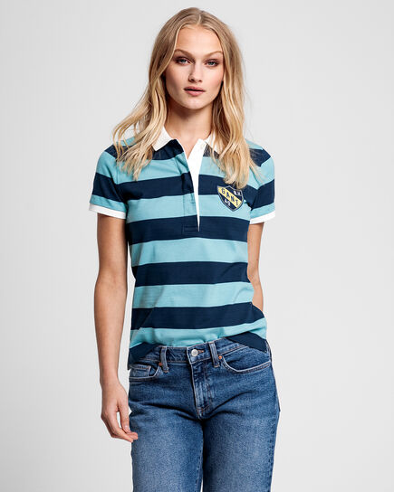 Summer Stripe Rugger