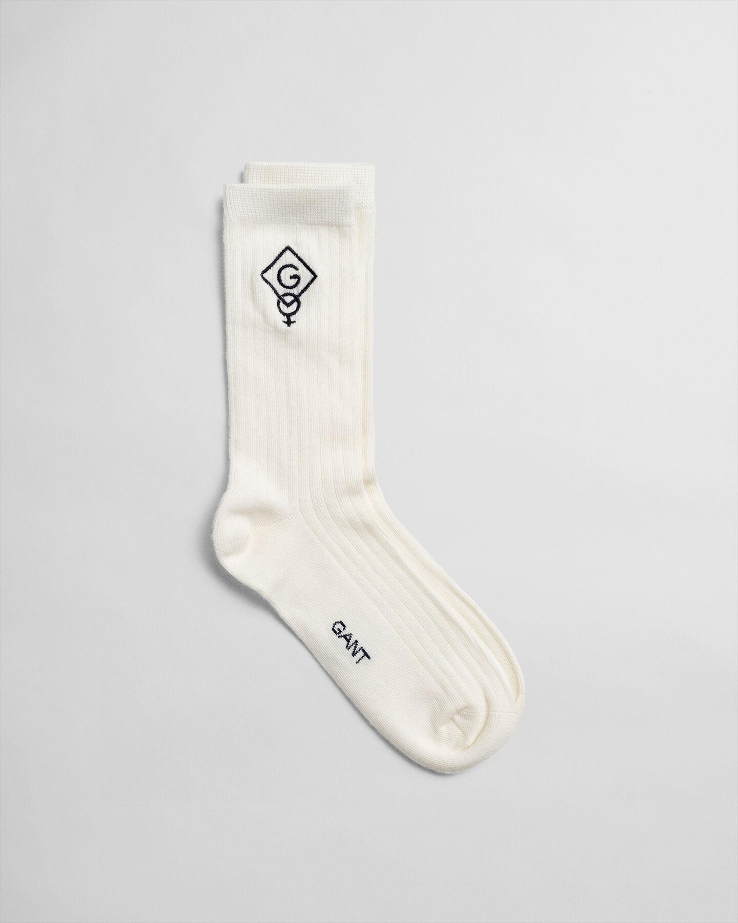Graphic Logo Socken