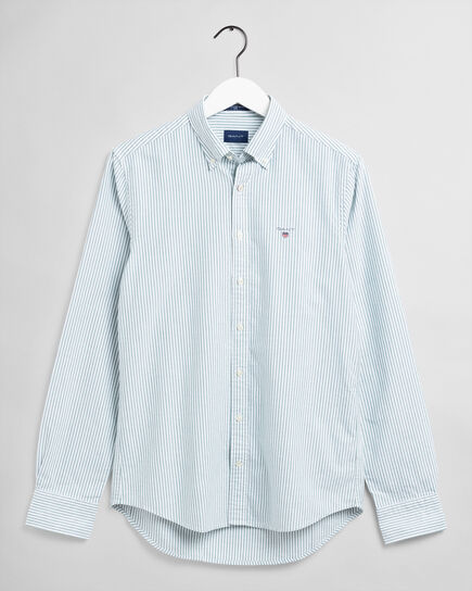 Slim Fit Banker Oxford-Hemd