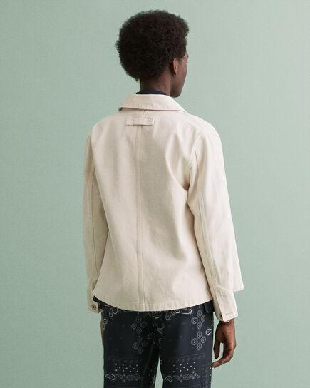 Hemdjacke aus Biobaumwolle