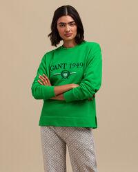 1949 Crest Rundhals-Sweatshirt