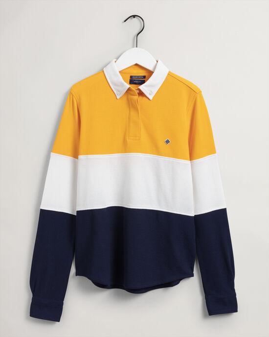 Rugger-Bluse aus Jersey