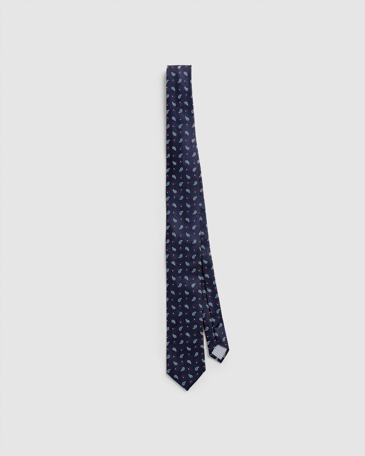 Krawatte mit Paisley-Muster