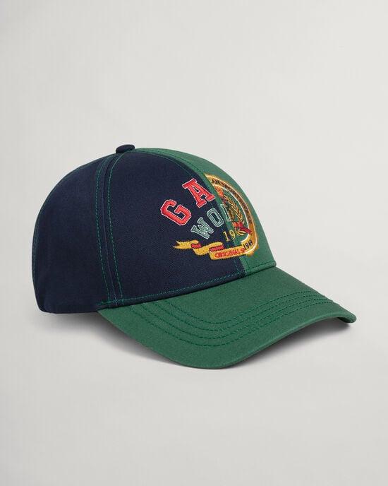 World Crest Cap
