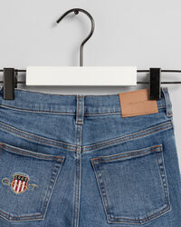 Boys Archive Shield Jeans